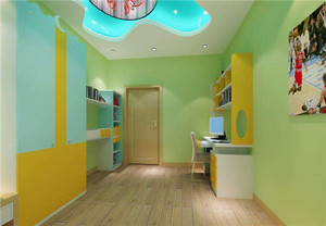 彩色墙面漆环保性及彩色油漆施工工艺介绍