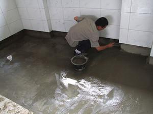 居室装修防水不容忽视