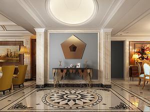 了解瓷砖拼花铺贴技巧,让你家的地板有与众不同的时尚感!