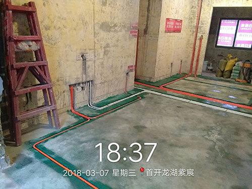 成都装修公司东易日盛装饰在施工地怎么样?