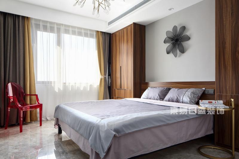 合肥卧室背景墙设计
