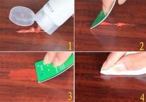 怎样补漆 家具补漆的注意事项