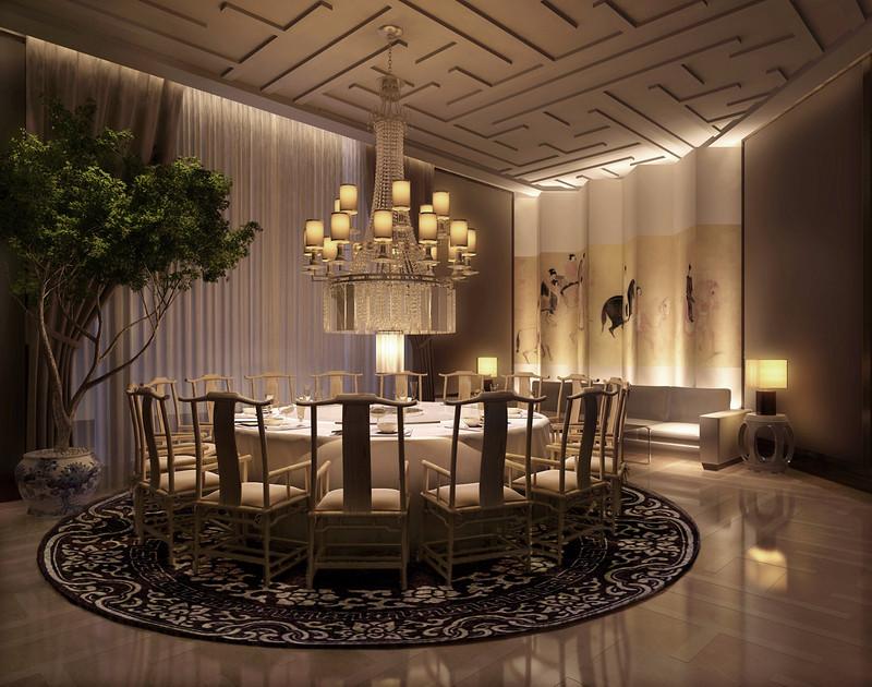 北京别墅设计效果图