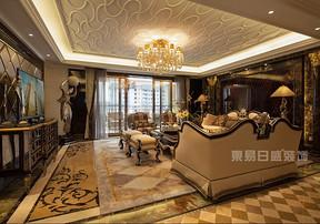 别墅美式装修风格,古典的优雅气质