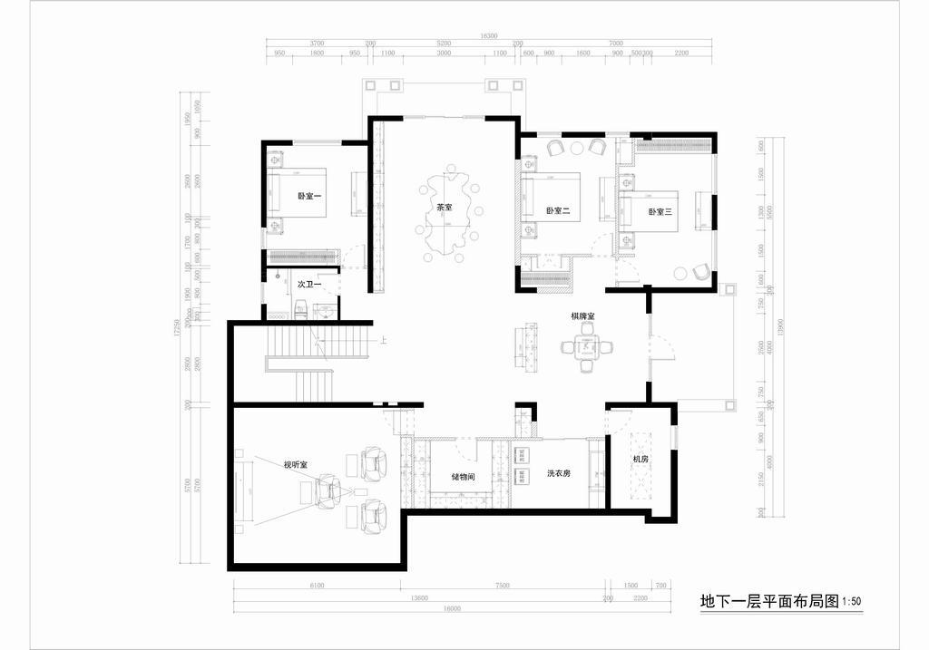 蓝岸丽舍-美式-900平米装修设计理念