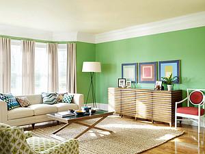 绿色应该和什么颜色搭配比较好看?