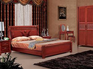家居选床环保第一位 选择一张健康的床