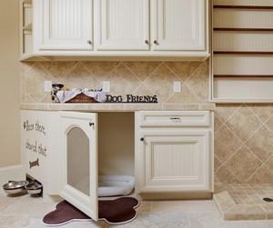 家装宠物窝设计,完美融入家中