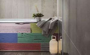 连卫浴间都装修得这么有品位,还能好好洗澡吗?