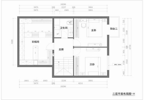 翠谷玉景苑-现代 -160平米效果图装修设计理念