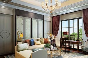 高端别墅装修设计 挑选实木沙发的技巧