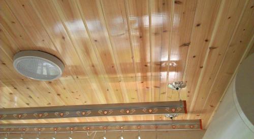 桑拿板做吊顶的优缺点