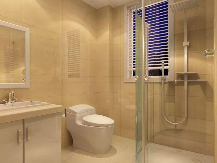 冬季别墅卫生间设计注意事项