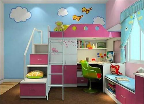 儿童房如何布置?