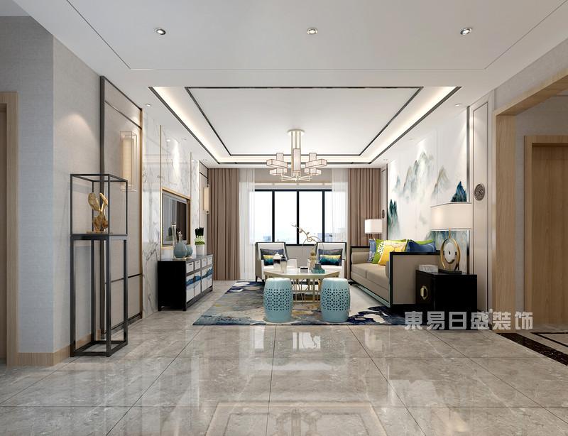 客廳地面瓷磚推薦