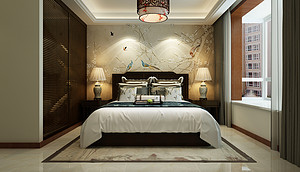 卧室装修怎么才更温馨舒适?