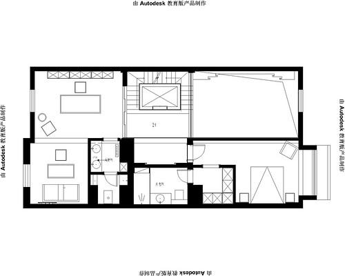 蘭栖墅-现代中式-500平米装修设计理念