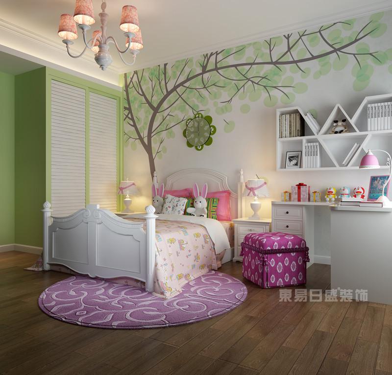 20套儿童房卧室装修效果图送给年轻爸妈