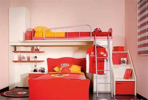 儿童房怎样装修安全?