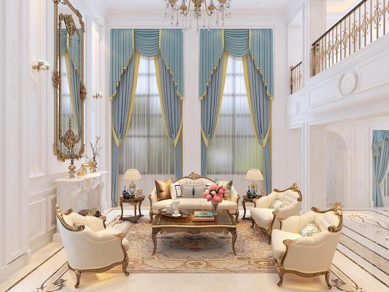室内装修空间色彩搭配