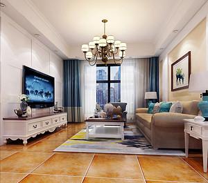 地中海风格婚房装修效果图,地中海风格效果图赏析