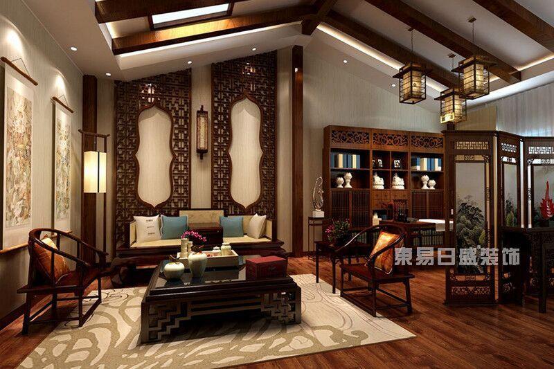 为什么现在新房装修这么流行新中式风格