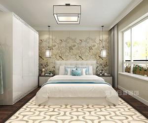 不同户型的家庭装修壁纸的选择