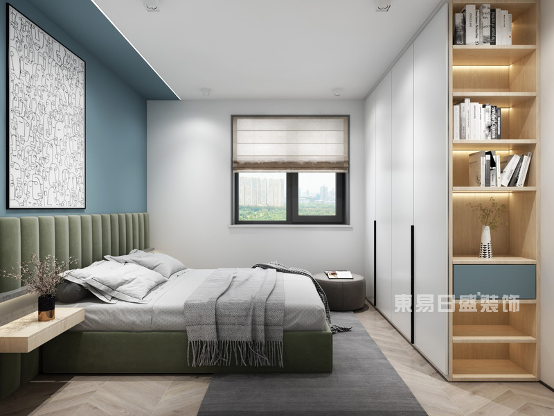小户型卧室装修效果图
