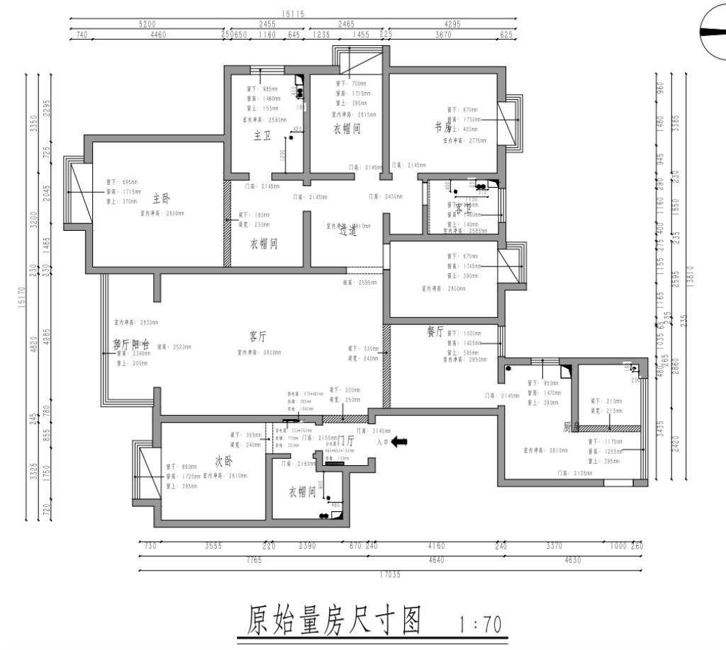 安泰花園三居室現代前衛設計風格裝修設計理念