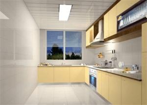 家庭装修中厨房中装修材料的选择有什么标准?都有哪些注意事项?