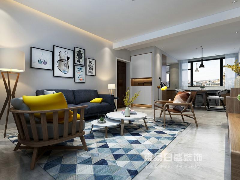 客厅装修设计必知的三大原则