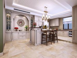 开放式厨房怎么装修好?