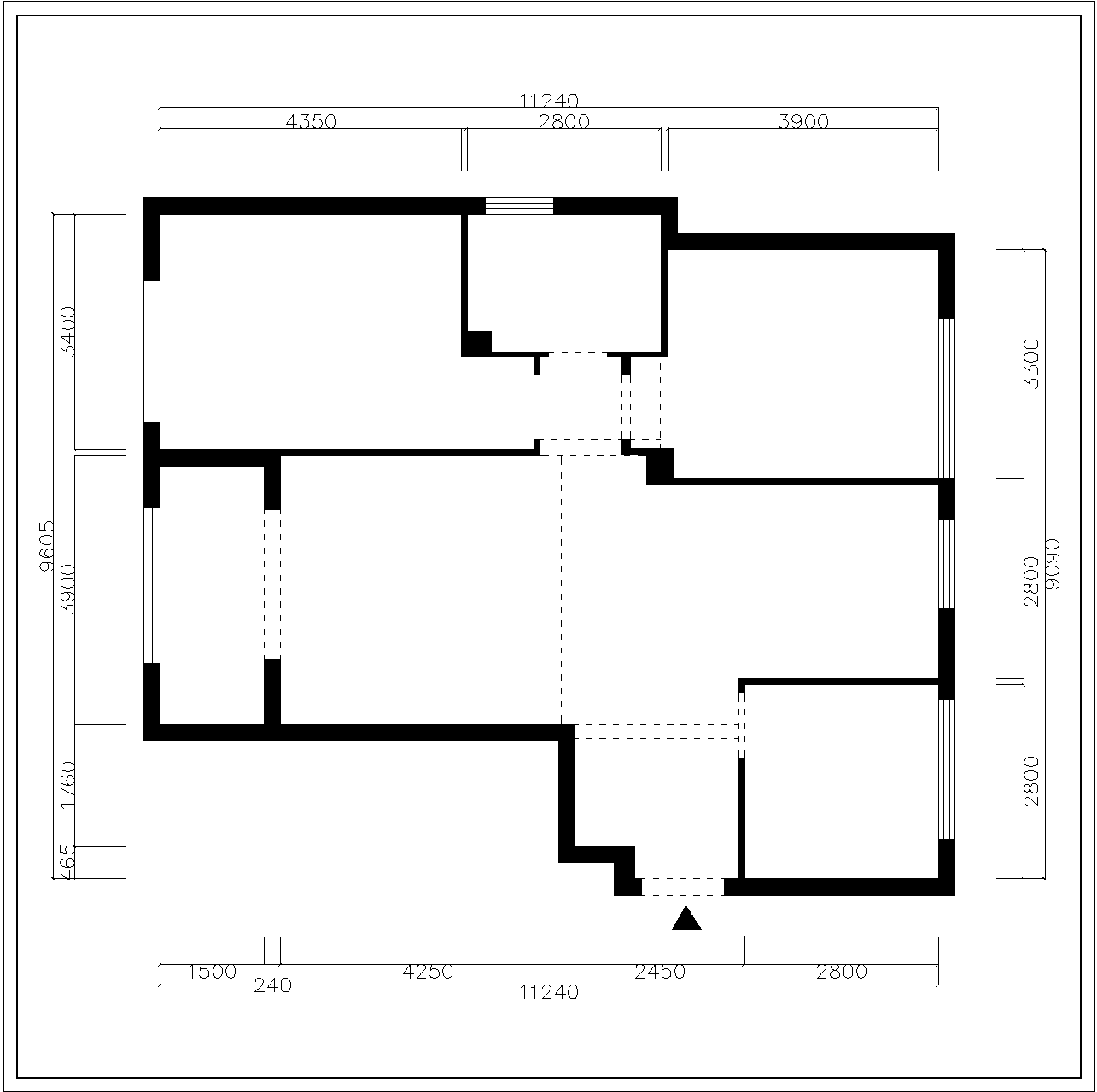 钻石湾-雅致主义-92平装修设计理念