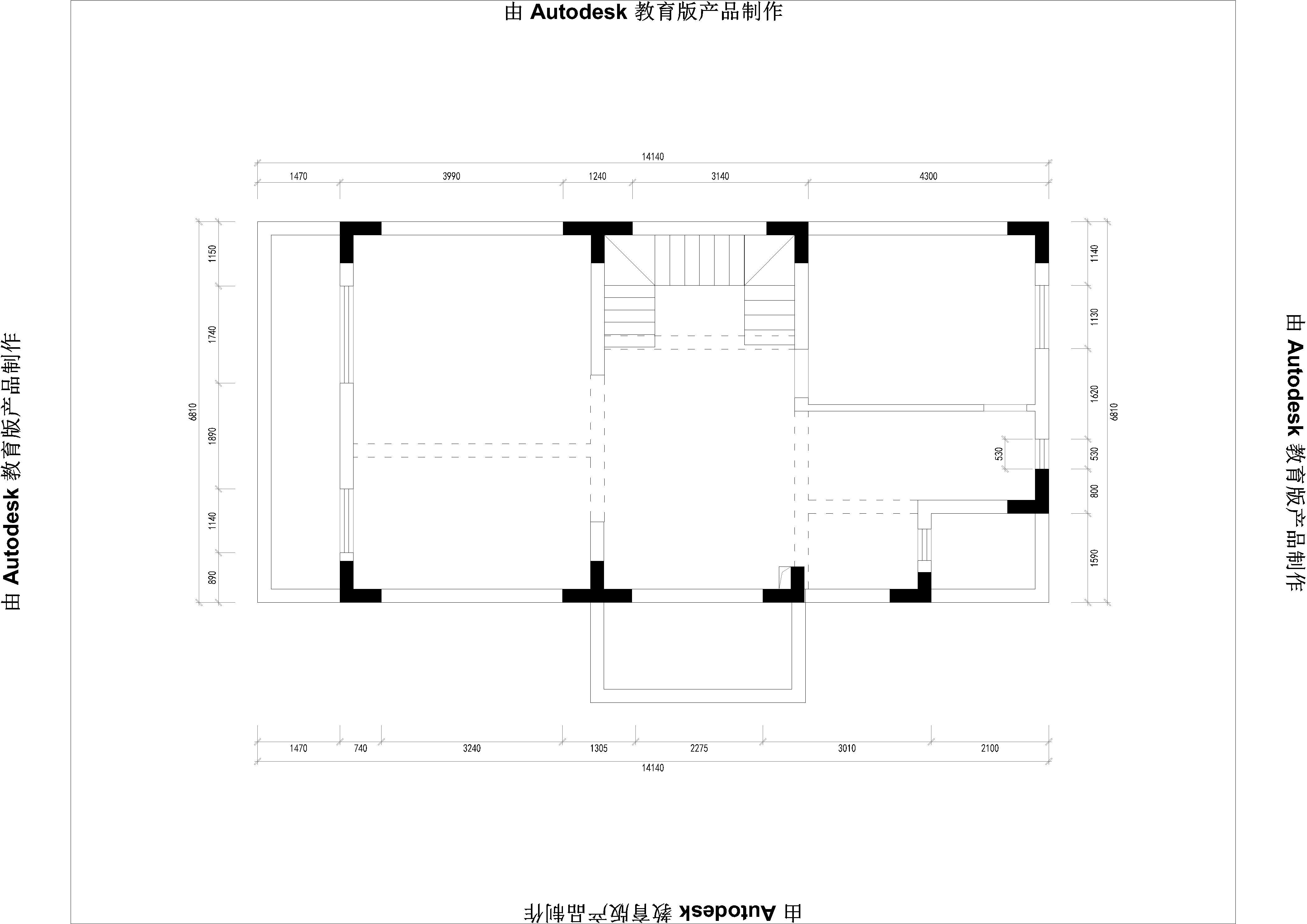 水木清华-古典欧式-430平方装修设计理念
