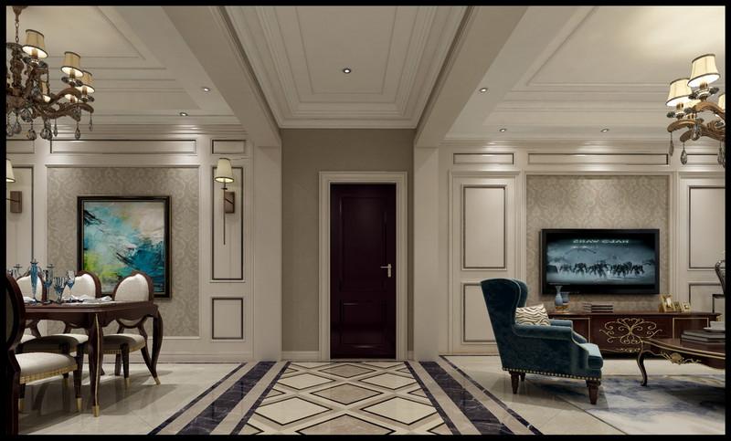 独栋别墅极简主义装修设计法