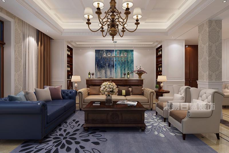 什么是新古典主义装修风格?在各国家装文化风靡全球的现今时代,新古典主义装修风格,也受到很多跃层户型的家庭所喜欢。在装修上,新古典主义装修风格擅于将欧式元素与古典元素相结合,打造出高端优雅的家居氛围,这种装修风格形式的展现,就是新古典主义装修风格。分享一套230平米新古典跃层装修案例,一起感受其中的精致与华丽。