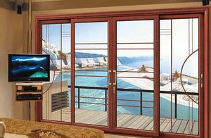 带阳台的客厅装修为什么一定要装推拉门 有什么需要注意的?