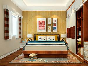 小房间装修效果图,小房间怎么装修-福田装修公司