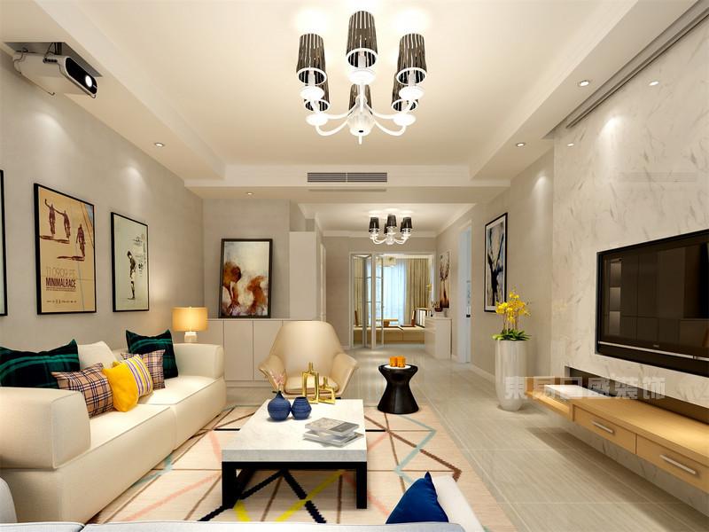 100平米客厅装修怎么装修?有什么装修技巧。