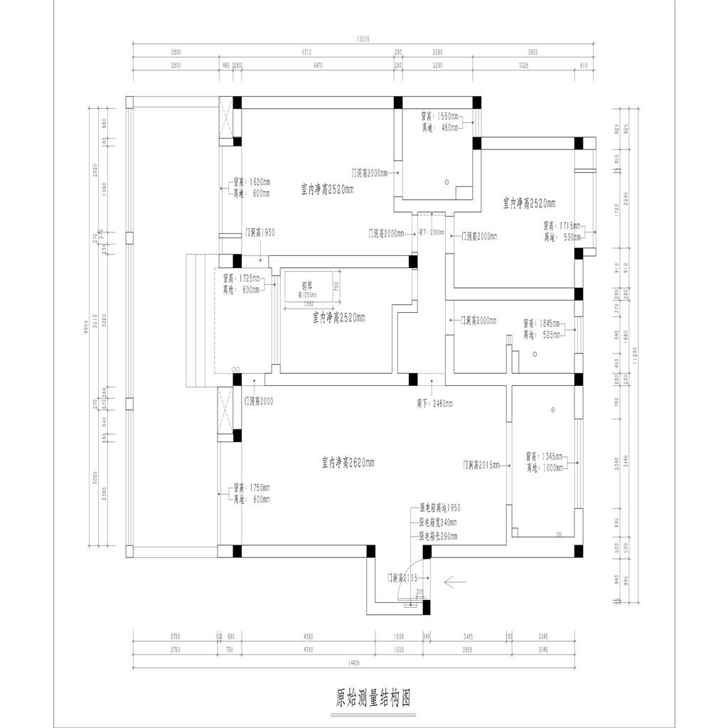 万科华尔兹-120平米-现代简约装修设计理念