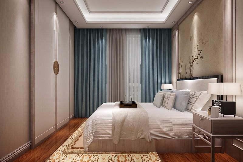 别墅装修设计 窗帘搭配的技巧