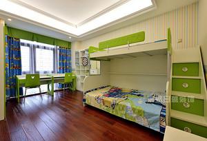 两个宝宝的儿童房要怎么装修?环保安全最重要!