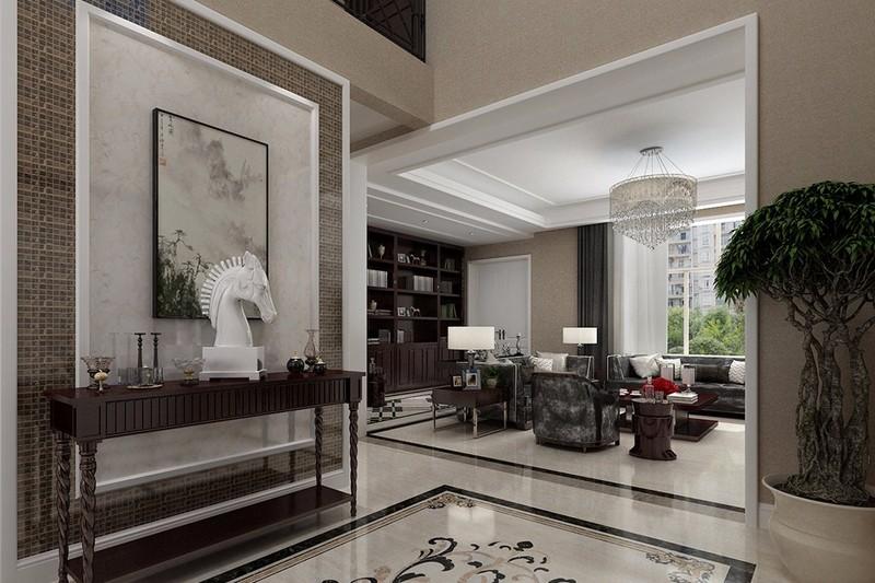 北京室内装修厨房如何改造更省钱-北京别墅东易日盛