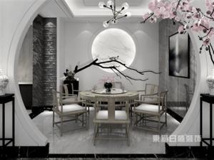 餐厅装修,5款风格迥异的吊顶设计