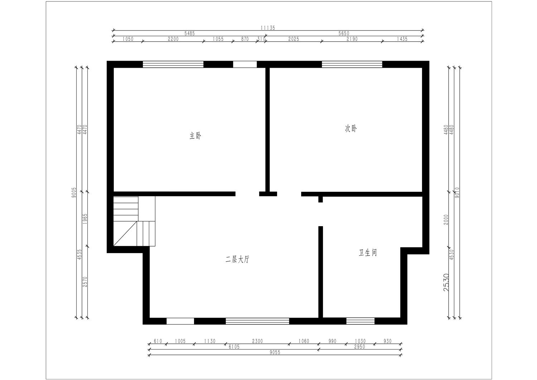 首府碧桂园-欧式风格-200平米装修设计理念
