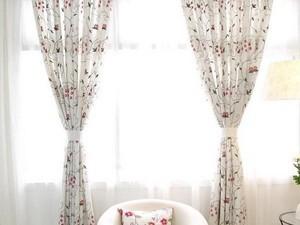 快看准不准十二星座偏爱的窗帘style!