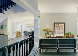 长沙东易这个460㎡的三层别墅,简直就是理想生活的标配!