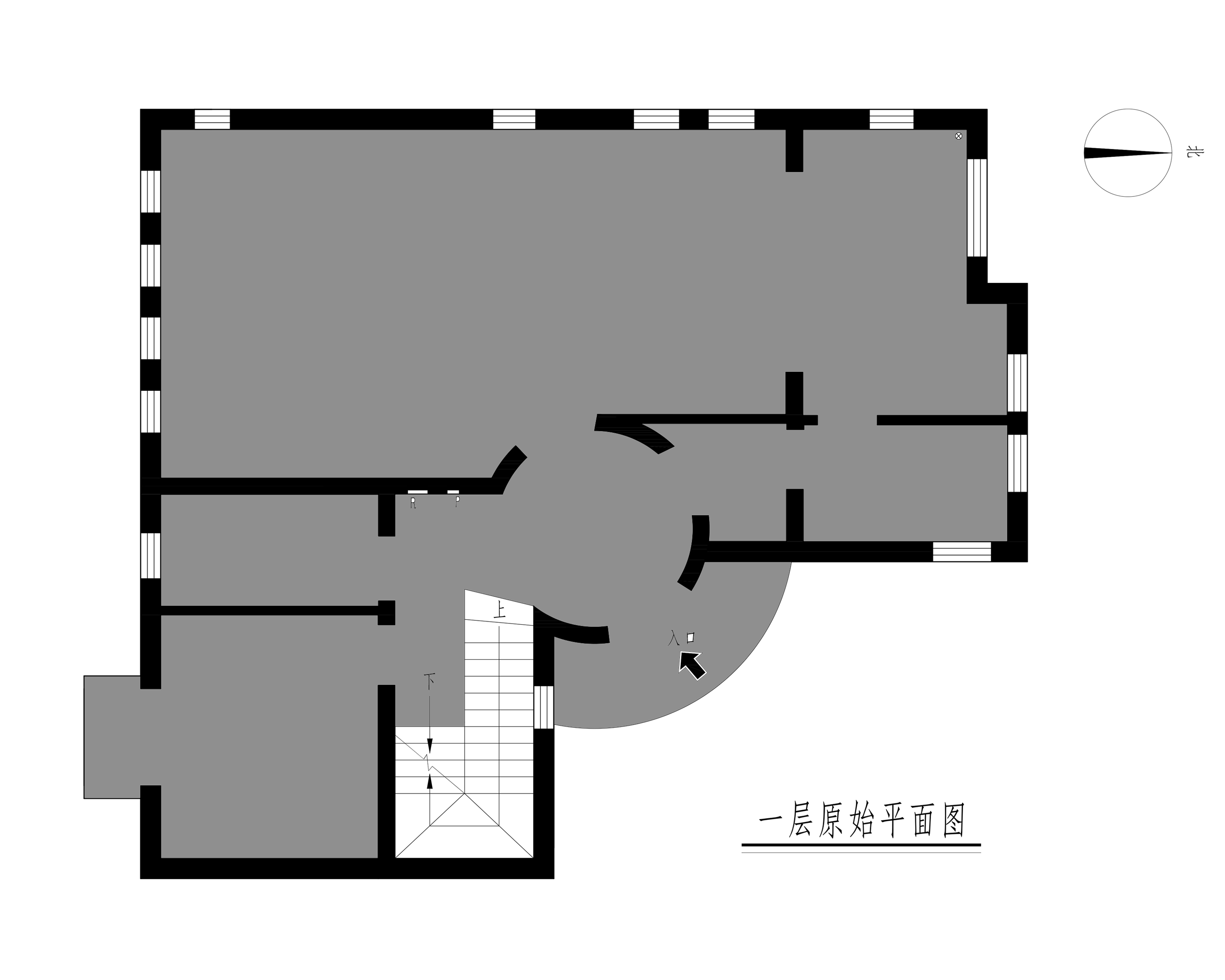小平岛梦海西园-欧式古典-500平装修设计理念