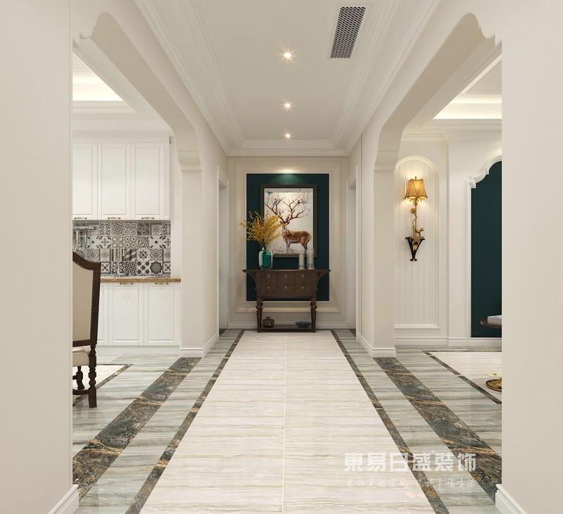 家居走廊装修设计的6大注意事项