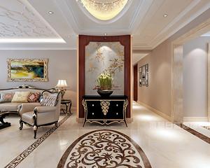 东易日盛252平别墅装修图片,找到家最舒适的样子